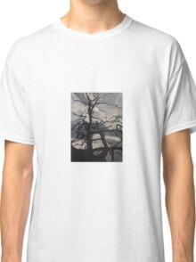 Death is Upward Classic T-Shirt