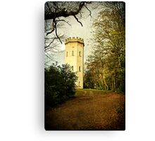 Nelson's Tower, Forres Canvas Print