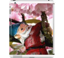 Climbing the Cherry Tree iPad Case/Skin