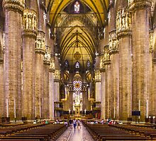 Milan Cathedral, ITALY - Interior Decoration: 1575-1585 by Atanas Bozhikov NASKO