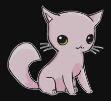 Myu the Candyfloss Cat Kids Tee