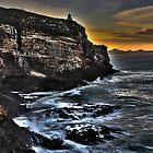 Taiaroa Head Light House by EblePhilippe