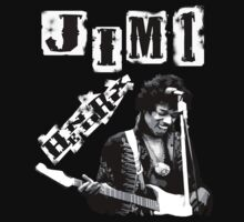 JimmyHendrix by Ayaz