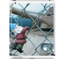 Gnome Tank iPad Case/Skin