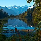 Lake Matheson by William  Copestake