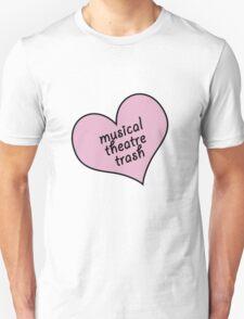 Musical theatre trash T-Shirt