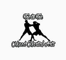 Toe to Toe Mixed Martial Arts Black  T-Shirt