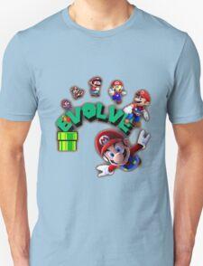 Mario Evolving T-Shirt