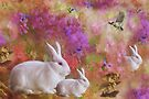 Spring Things by Elaine  Manley