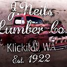 Old Pickup from the Lumber Yard by Andrew (ark photograhy art)
