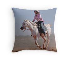 Outback Beauties  Throw Pillow