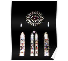 Religious Depth of A Testimonial Poster