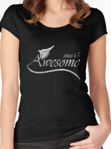 Awesome Since 1965 Women's Fitted Scoop T-Shirt