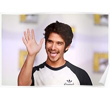 Tyler Posey Comic Con Poster