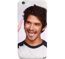 Tyler Posey Comic Con iPhone Case/Skin