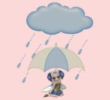 Fairy Raindrops Kids Tee