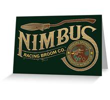 Nimbus Greeting Card