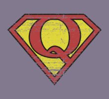 Super Vintage Q Logo by Adam Campen