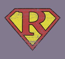 Super Vintage R Logo by Adam Campen