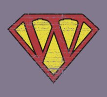Super Vintage W Logo by Adam Campen