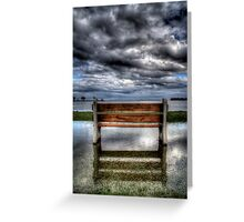 Rest Awhile Greeting Card