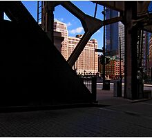 Chicago - Toward Merchandise Mart by steeber