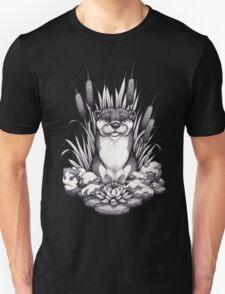 Otter & Aquatic Plants T-Shirt