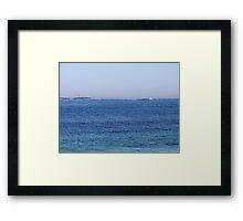 Sambro Island Light (02) Framed Print