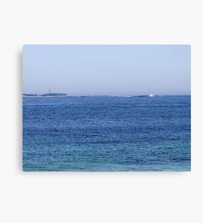 Sambro Island Light (02) Canvas Print