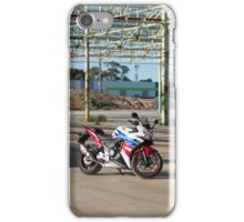 Honda CBR500R iPhone Case/Skin