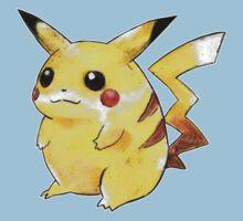 Chubby Pikachu Kids Clothes