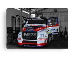 Race Truck 2 Canvas Print