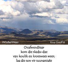 WinterWeer by Rina Greeff