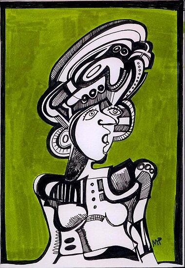 Madame Frou Frou by Maya Hiort Petersen