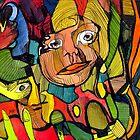 Looking Through Colours by Maya Hiort Petersen