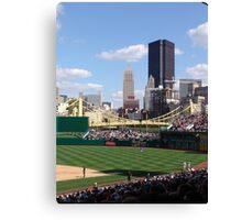 PNC Park - Pittsburgh, PA Canvas Print