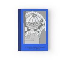 Italy- St. Spirito interior dome- Firenze Hardcover Journal