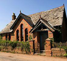 Dilapidated at Battisborough by moor2sea