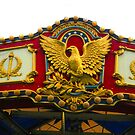 """""""CROWN OF THE MERRY-GO-ROUND!"""" by waddleudo"""