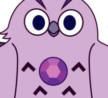 Amethyst // Steven Universe Amethyst Purple Owl Sticker