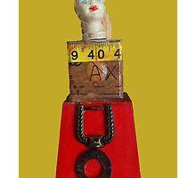 dress, 2011 by Thelma Van Rensburg