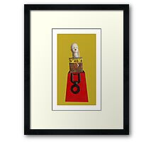 dress, 2011 Framed Print