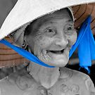 Wrinkled Happiness by phil decocco