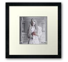 She Courtier Framed Print