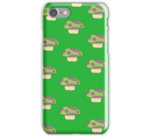 Pencil Teemo Mushroom iPhone Case/Skin