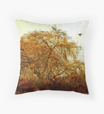The Willow Tree Throw Pillow