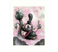Hide & Sneak Art Print