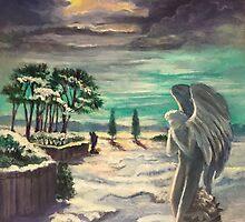 Snow Angels by Randy  Burns