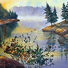 Muskoka Sunrise by bevmorgan
