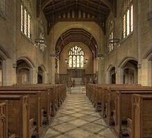 Congregation by Dave Beach
